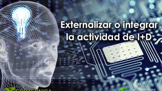 Externalizar I+D